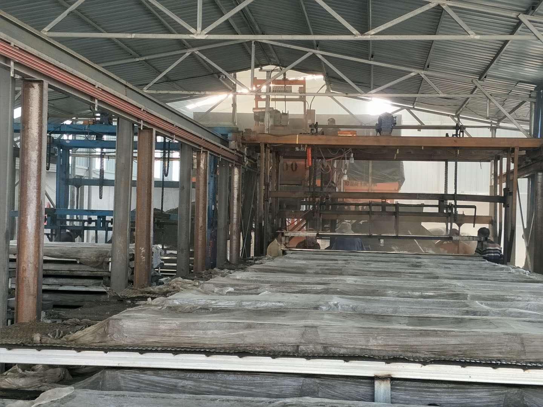 机制shuini漏粪板生产车间